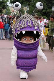 Monsters Boo Halloween Costume Boo Monsters Costume Gnuhloves Etsy Favorite