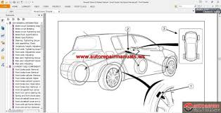 renault scenic window wiring diagram with schematic pictures 62666