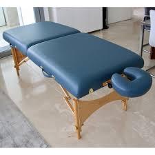 oakworks portable massage table portable massage table oakworks everything else others on carousell