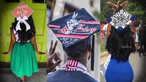 caps for graduation 15 of the best diy graduation cap ideas for black fraternity and