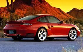 1999 porsche 911 turbo porsche 996 1988 to 2004