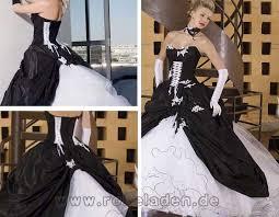 brautkleid schwarz weiss ausgefallene brautkleider schwarz weiß duchesse
