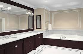 modern bathroom vanity mirror bathroom decoration