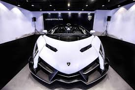 white and lamborghini lamborghini hong kong reveals veneno roadster gtspirit