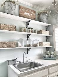 Laundry Room Wall Storage Laundry Room Shelving Ideas Best Styles Of Laundry Room Shelves