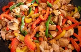 recette cuisine wok wok de dinde aux légumes du soleil recette dukan pl par leamel