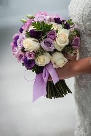 wedding flowers purple best 25 purple wedding bouquets ideas on purple