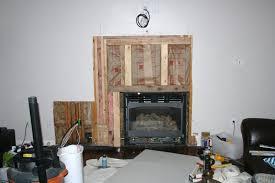 retropolitan fireplace remodel