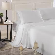 amazon com honeymoon 1800 brushed microfiber embroidered bed