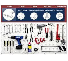peg board 80 piece pegboard hook and peg kit wallpeg store
