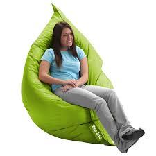 Big Joe Zebra Bean Bag Chair Comfort Research Big Joe Original Smartmax Bean Bag Chair In Spicy
