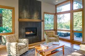 fireplace trends modern fireplace trends time to build