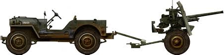 military jeep with gun jeep