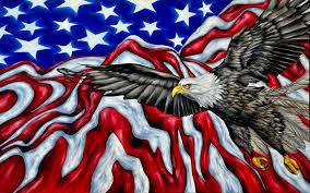 Hd American Flag American Symbols Bald Eagle American Flag Mountains Desktop Hd