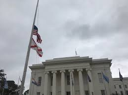 Why Are Flags At Half Mast In Florida Today Governor Kay Ivey Governorkayivey Twitter