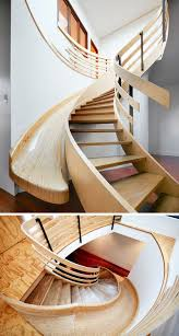 these 9 homes have indoor slides as a fun way to travel between modern house with indoor wood slide 160317 1122 01 800x1499 jpg