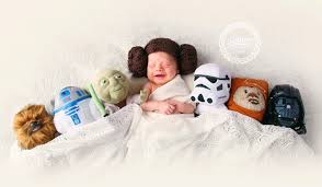 Newborn Baby Pictures 22 Geeky Newborns Who Are Following In Their Parents U0027 Nerdy