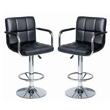 Barstool Chair Swivel Bar Stools With Arms Ebay