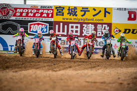 how to get into motocross racing turning japanese one week with suzuki transworld motocross