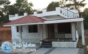 Low Budget House Plans In Kerala With Price 918 Sq Ft Beautiful Low Budget Home Design