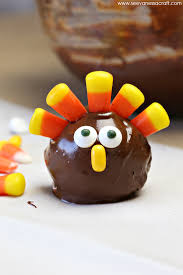 thanksgiving oreo cookie turkeys see craft