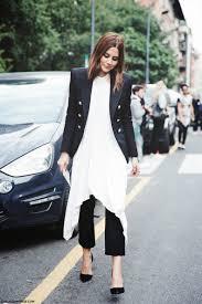 dresses over pants tour de stfu fashion trends street style