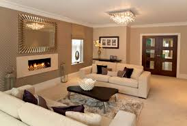 luxurious image of living room design with additional home