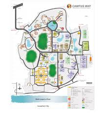 Sac State Campus Map by Iit Guwahati Campus Map