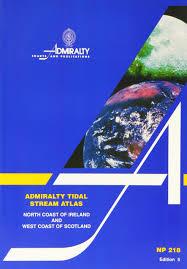 admiralty tidal stream atlas north coast of ireland and west coast