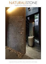 luxe interiors design 2015 u2014 naturali stone