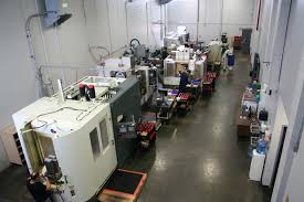 equipment usher precision manufacturing