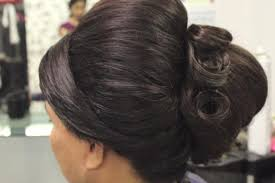 bridal hair bun 6 best trendy bun hairstyles for indian brides bollywoodshaadis