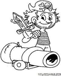 dessin pirates des caraibes a imprimer