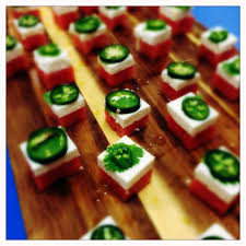 m and s canapes watermelon canapés food fit for felix
