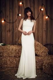 stylish wedding dresses rustic and stylish wedding dresses from the packham 2017