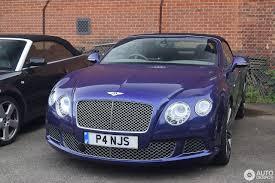 purple bentley bentley continental gtc speed 2013 11 july 2016 autogespot