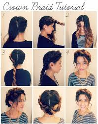 how to cut womens hair with double crown the 25 best crown braids ideas on pinterest braided crown
