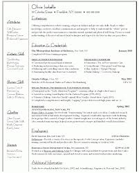 Aesthetician Resume Samples Estheticians Resume Before And After Resume Template Example