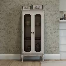 Curio Display Cabinets Uk Display Cabinets Wayfair Co Uk