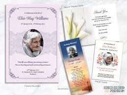 funeral booklets funeral booklets indira design