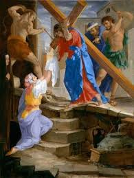 jesus nailed to the cross faith savior and lord