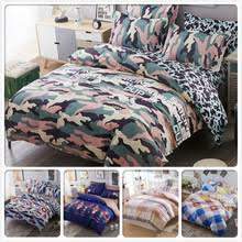 Camo Bed Set King Buy Camouflage Bedding And Get Free Shipping On Aliexpress