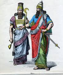high priest costume assyrian high priest and king clothing costume history