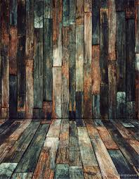 2018 vintage wooden planks wall floor photography backdrop