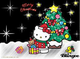 kitty christmas gif gifs show gifs