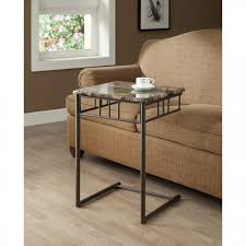 Tv Table Ideas Getting Benefit From Metal Tv Tray Tables At Home