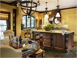 old world kitchen designs with modern space saving design old