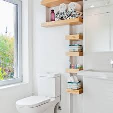 Bathroom Storage Ideas by Diy Bathroom Storage Ideas White Gloss Round Ceramic Vessel Sink