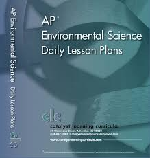 ap environmental science daily lesson plans cd