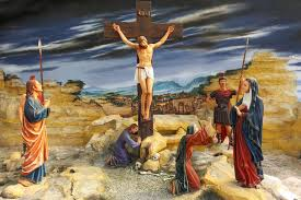 jesus at the cross editorial image image of easter crucifixion